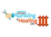 Bolton Plumbing & Heating Logo footer